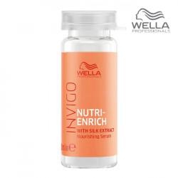 Wella Invigo Nutri-Enrich Nourishing Serum Barojošs serums 8x10ml