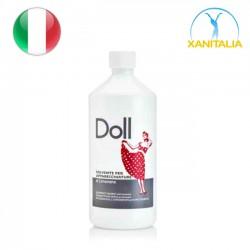 Depilācijas vaska noņēmējs Doll ar citrona smaržu 1l