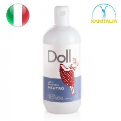 Doll attīroša emulsija pēc depilācijas ar neitrālu smaržu 500ml
