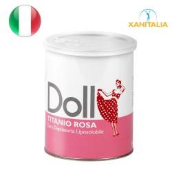 Rozā vasks Doll ar titāna dioksīdu 800ml