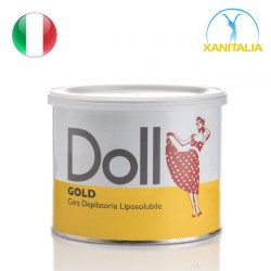 Doll zelta depilācijas vasks 400ml